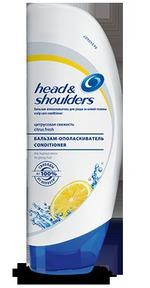 Бальзам-ополаскиватель Head and Shoulders