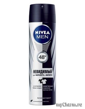Nivea Men / Дезодорант-антиперспирант Невидимый спрей