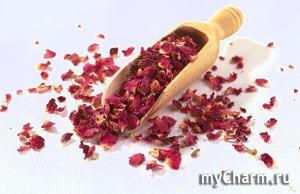 Рецепты красоты из лепестков роз