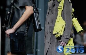 Модные сумки 2015 года: практичность и стиль