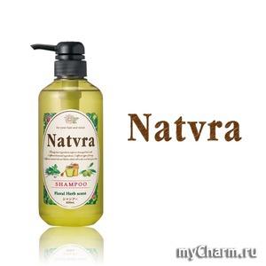Japonica / SPR шампунь NATVRA