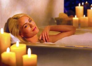 Морская вода для красоты кожи или как правильно принимать солевые ванны