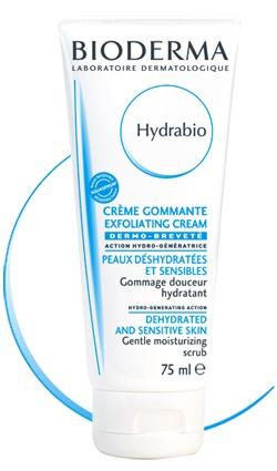 Bioderma / Отшелушивающий крем Hydrabio Exfoliating Cream