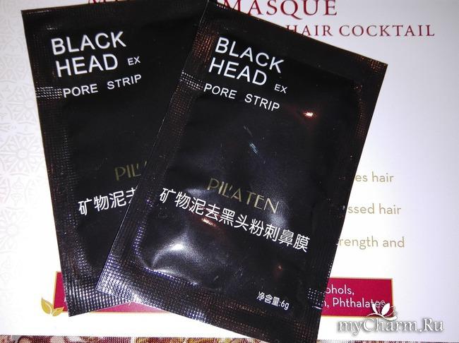маска для лица черная фото