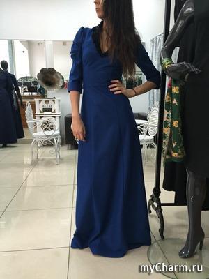Оцените платье