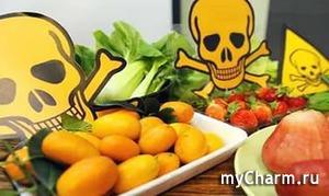 Опасные для здоровья продукты питания, известные всем.
