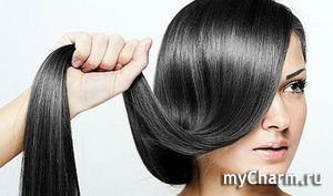 Шайнинг для волос + МК + фото результата