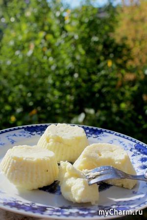 Сырники из СВЧ за 2 минуты - вкусно и быстро!