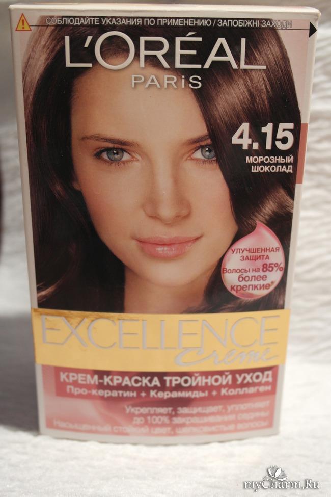 краска для волос экселанс 7