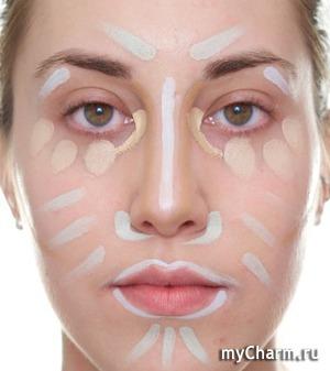 Цветокоррекция лица – все оттенки сразу