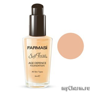 Farmasi / Тональный крем Soft Focus Age Defence Foundation All Skin Types