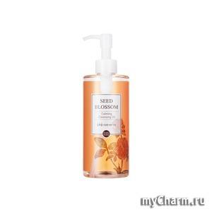 Holika Holika / Гидрофильное масло Seed Blossom Calming Cleansing Oil