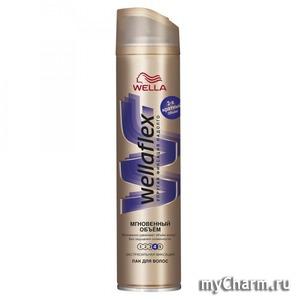 """Wella / Лак для волос """"Мгновенный объем"""""""