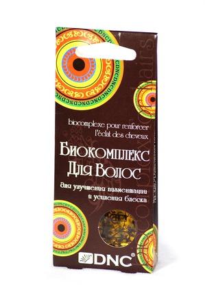 DNC / Масло для волос Биокомплекс для улучшения пигментации волос и усиления блеска
