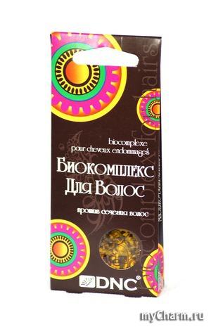 DNC / Масло для волос Биокомплекс против сечения волос