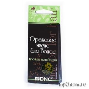 DNC / Ореховое масло для ухода за волосами питательное Против выпадения
