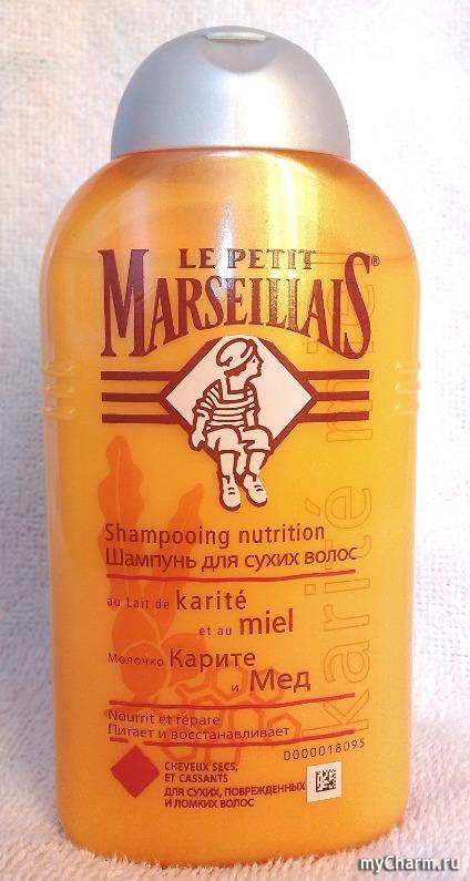 Шампунь для волос лепети марсие