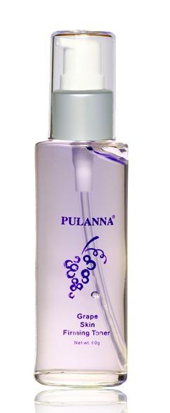 PULANNA / Укрепляющий антистрессовый тоник Серия на основе Винограда