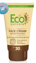 солнцезащитный крем для лица Eco Suncare