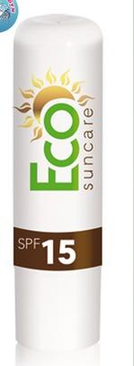солнцезащитный бальзам для губ Eco Suncare