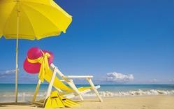 Пляж, лето - чудесно это