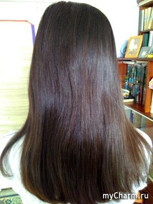 Способы ополаскивания, придающие волосам блеск и гладкость