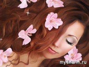 Как продлить свежесть волос