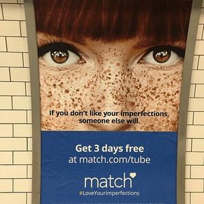 В Великобритании забанили ещё одну рекламу. На этот раз обиделись девушки с веснушками