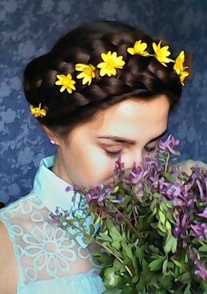 Как правильно ухаживать за волосами в весенний период? Мой весенний уход за волосами.