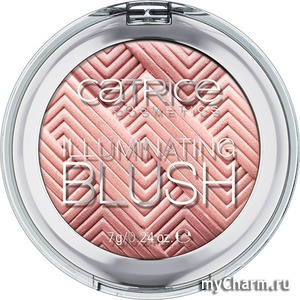 Catrice / Румяна Illuminating Blush