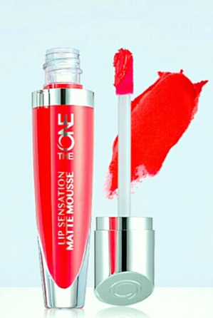 Oriflame / Помада-мусс The One Lip Sensation Matte Mousse