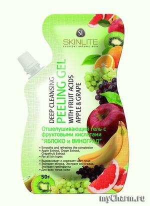 Skinlite - польза сочных фруктов для очищения лица!