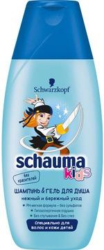 Детский шампунь SCHAUMA