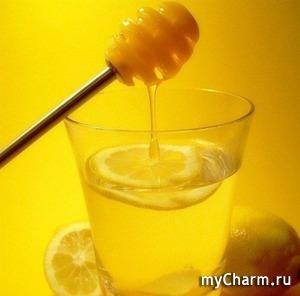 Как я делаю целебный напиток с медом.