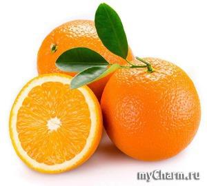 Домашнее апельсиновое масло.