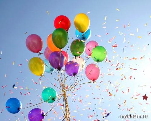 с днем рождения картинки милая