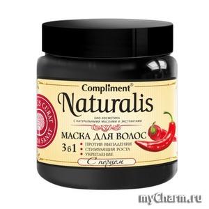 Compliment / Naturalis Маска для волос 3 в 1 с перцем
