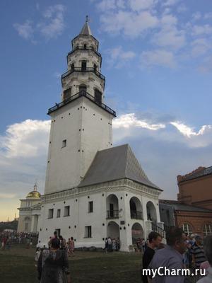 Праздник Невьянской башни. (много фото)