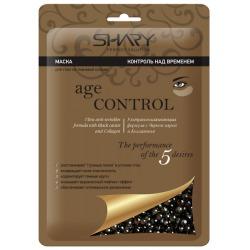 SHARY / Маска для глаз на тканевой основе Контроль над временем