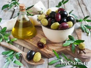 Почему нужно есть оливки каждый день?