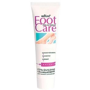 Bielita / Гель-бальзам для ног Foot Care Гель-бальзам охлаждающий