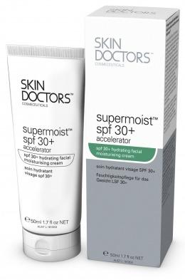 Skin Doctors / Солнцезащитный крем для лица Supermoist™ SPF 30+ Accelerator