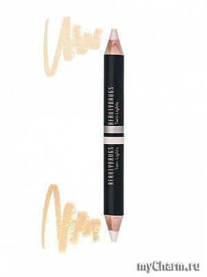 Beautydrugs / Хайлайтер для бровей Twin Lights