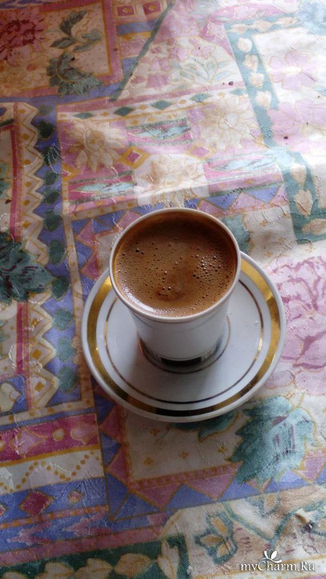 Ленивые мысли за чашкой кофе
