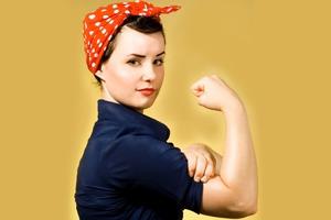 Самодостаточность женщины отсекает мужчин