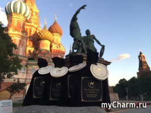 Люксовое мыло из верблюжьего молока с яркими восточными парфюмами уже в России!