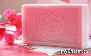 Oriflame / Мыло Essense & Co Rose and Sandalwood Soap Bar