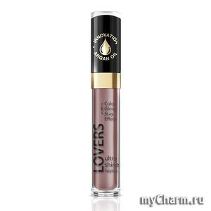 Eveline Cosmetics / Блеск для губ Lovers ultra shine lipgloss