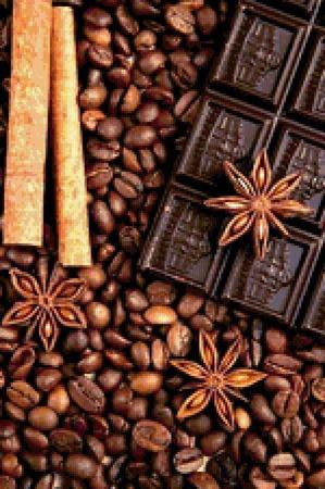 Шоколадно-коричная симфония