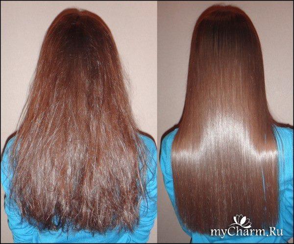 Как придать волосам объем после кератинового выпрямления